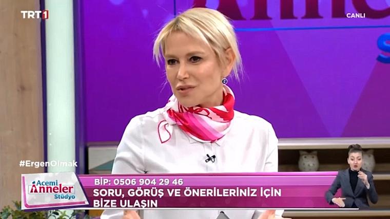 Prof. Dr. Zehra Nese Kavak / TV Programları