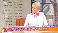 Prof. Dr. Zehra Neşe Kavak / FOX TV - Çağla ile yeni bir gün 01.09.2020