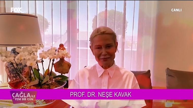 "Prof. Dr. Zehra Neşe Kavak - Fox TV ""Bayram Mesajı"""