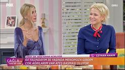 Prof. Dr. Zehra Neşe Kavak / FOX TV - Çağla ile yeni bir gün 21.11.2019