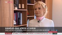 Prof. Dr. Zehra Neşe Kavak - TRT Haber