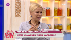 Prof. Dr. Zehra Neşe Kavak / 360 TV - Esra ile Sizin İçin