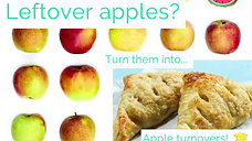 how to make apple turnovers