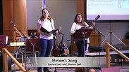 Dodi Li and Miriam's Song (Friedman)