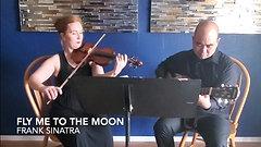 Retirement Community Favorites- Guitar & Violin