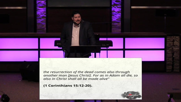 The Resurrection Gifts | 1 Corinthians 15 | Pastor Aaron | April 11, 2021