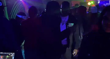 Dj chaos live party
