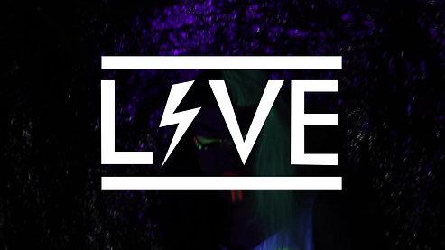 LIVE promo