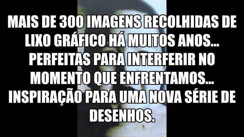 DIÁRIO DE UM TEMPO ESTRANHO