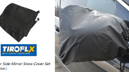CAR SIDE MIRROR SNOW COVER SET T25930