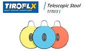 TELESCOPIC STOOL T27023