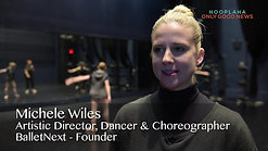 Bailey Choreographs and Performs with BalletNext