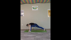 Strengthen & Stretch Yoga 032320
