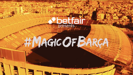 Betfair: The Magic of Barca with Dynamo