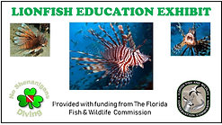 Lionfish Educational Exhibit