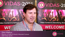 Dino Markus, Head of Video and Branded Content, USA Today Sports
