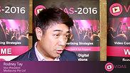 Rodney Tay, Vice President, Media Corp