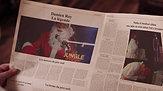 On parles de nous: dans le journal du Père Noël (PUB)