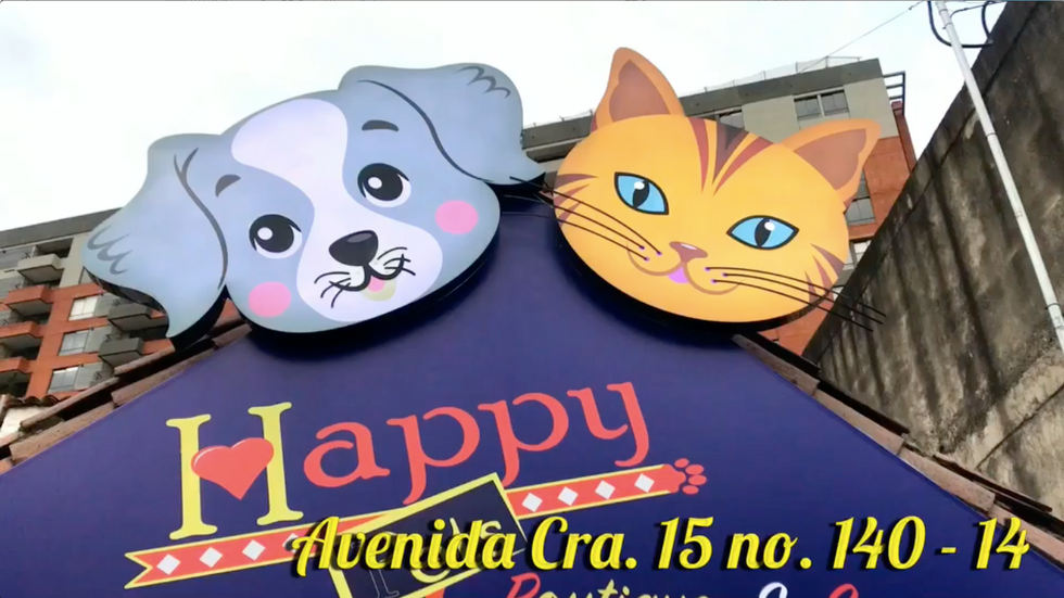 HAPPY PETS COLOMBIA