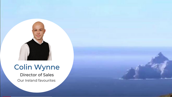 Ireland Favourites by Colin Wynn, Sales Director