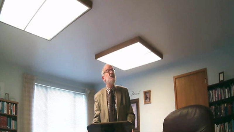 March 29th Sermon