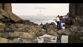 Jonathan and Jaelle Pre-Wedding