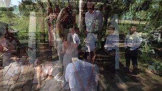 Mr. & Mrs. Santana Wedding Ceremony