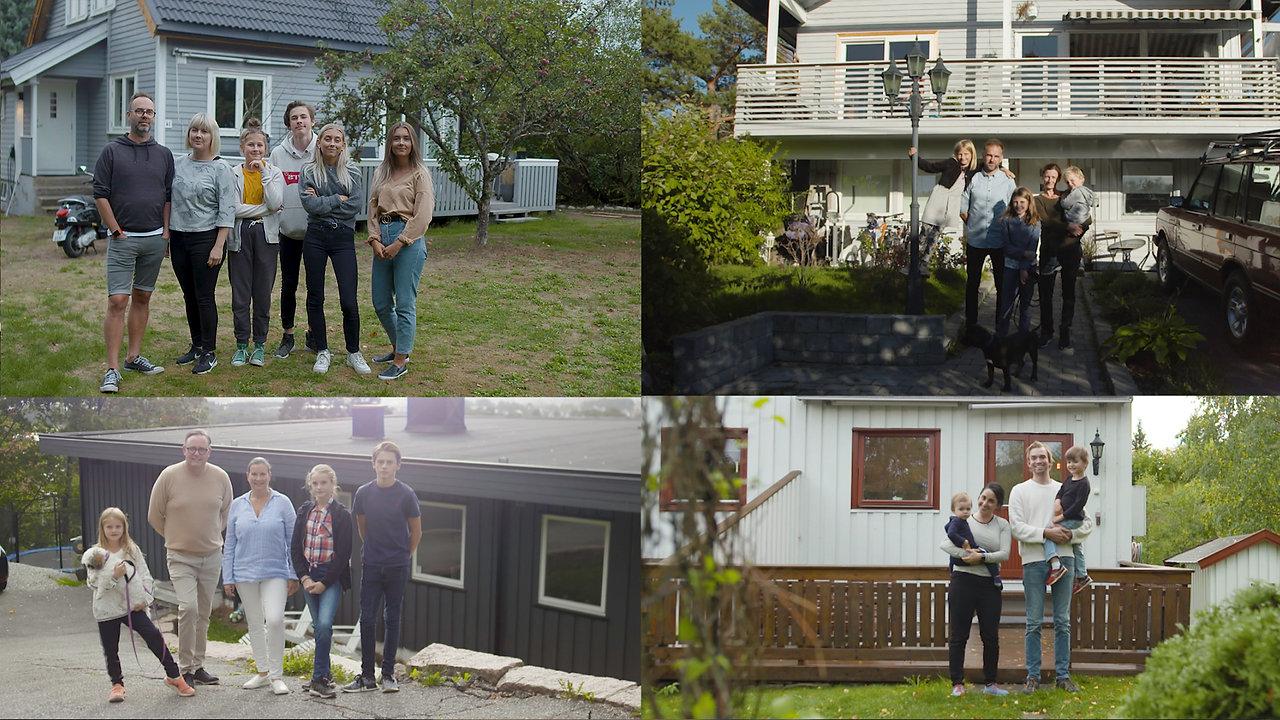 Norgesgruppen - Matsvinneksperimentet