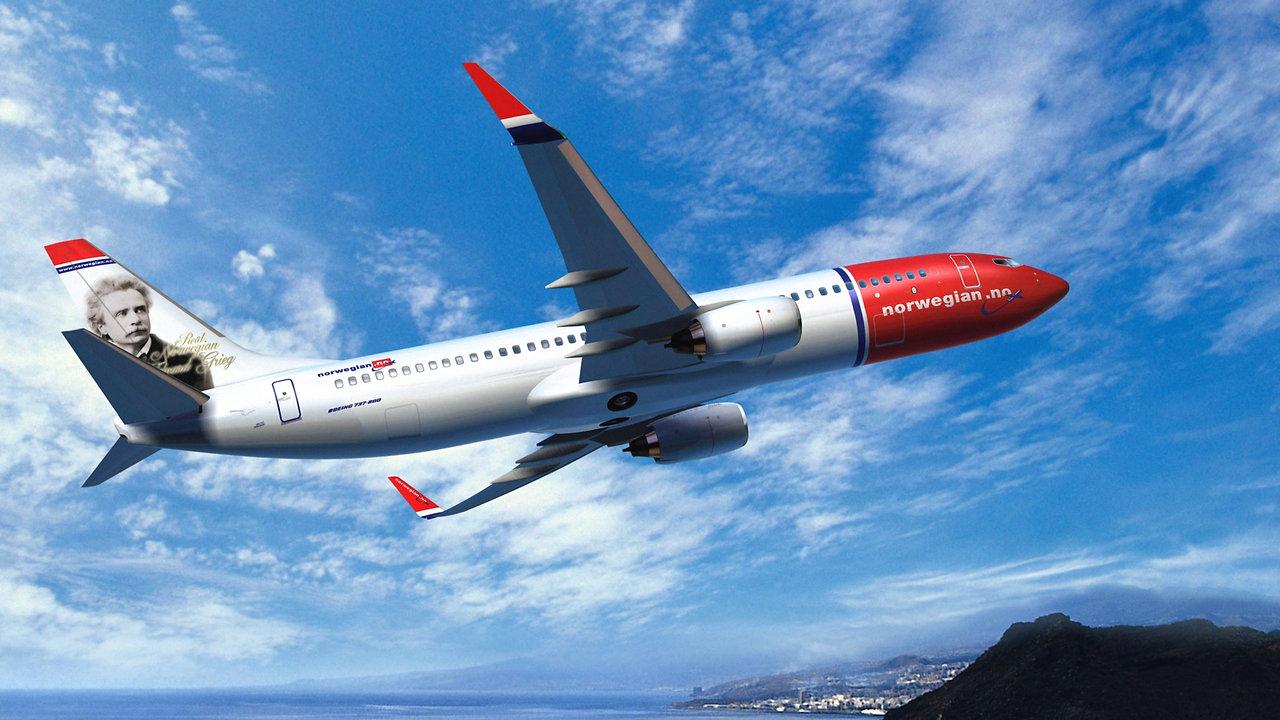 Norwegian - New Passenger Journey