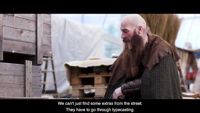HBO - Beforeigners - Costumes and Styling