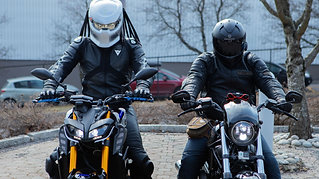 Finn.no - Yamaha VS Harley