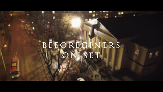 HBO - Beforeigners - On Set