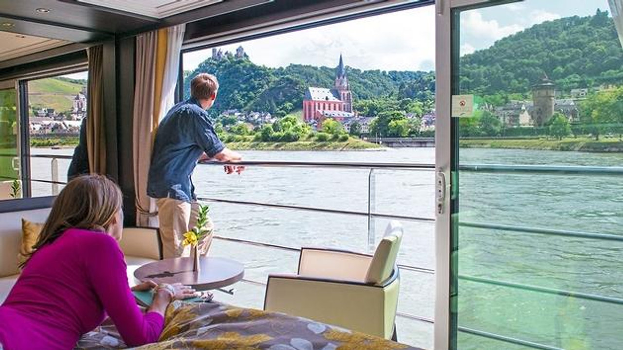 River Cruising Experience