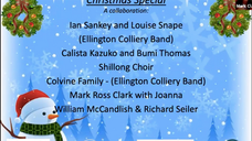 Wellbeing Live: Connection through music: Christmas Special