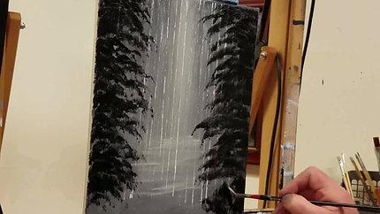 rainy day couple 4