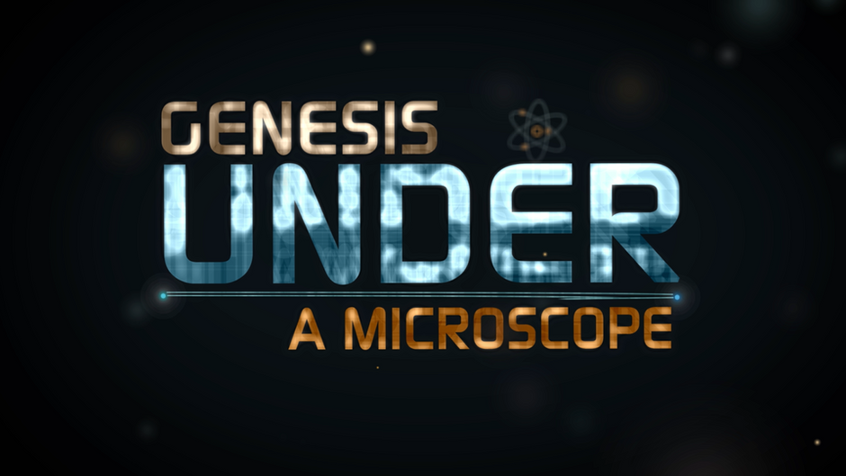 Genesis Under a Microscope