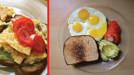 Healthy Ways To Make Avocado Toast