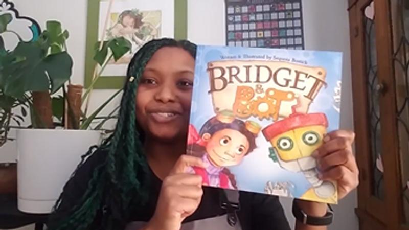 Read Across America Day: Bridget & Bot