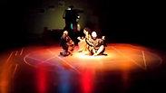 Butoh Tarot Performance Lalish Theaterlabor