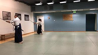 Iaido Class