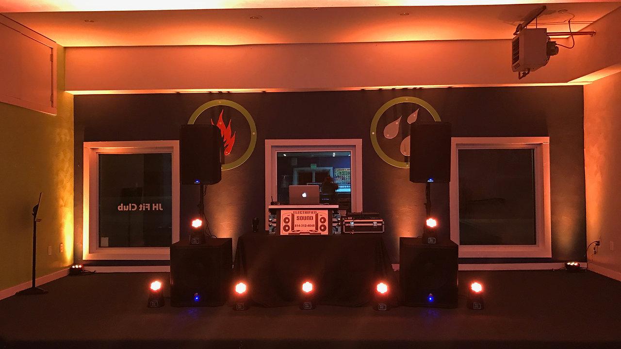 Electrified Sound Videos