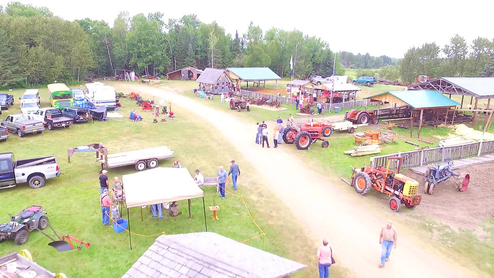 2018 Tractor Show