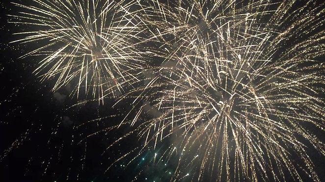2017 FOTB Fireworks Finale