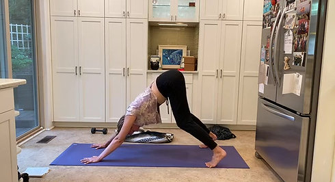 Low Back/Hip Health