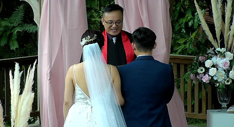 Lorraine & Percy Cheang