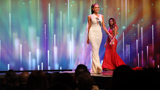 Miss Silver State USA Prelims