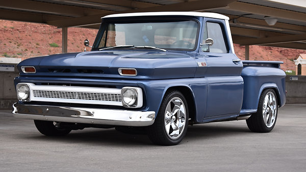 Chevy C10 Walk Around 1