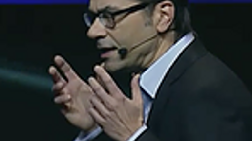 CA World 2017 keynote
