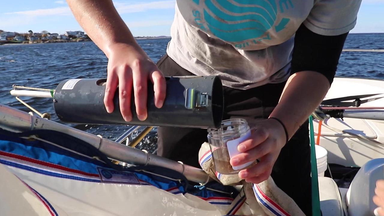 Marine Debris Trawl