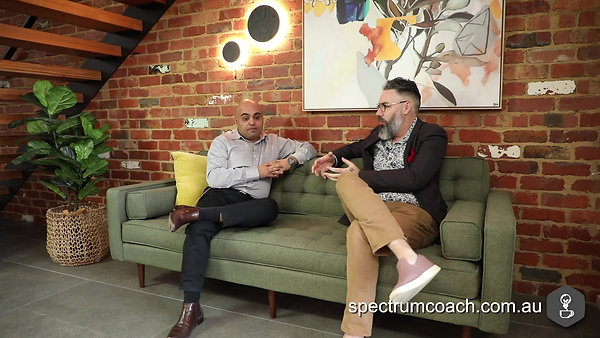 Spectrum Coach on Australian Business EP4